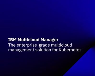 IBM Multicloud Manager: Under the hood