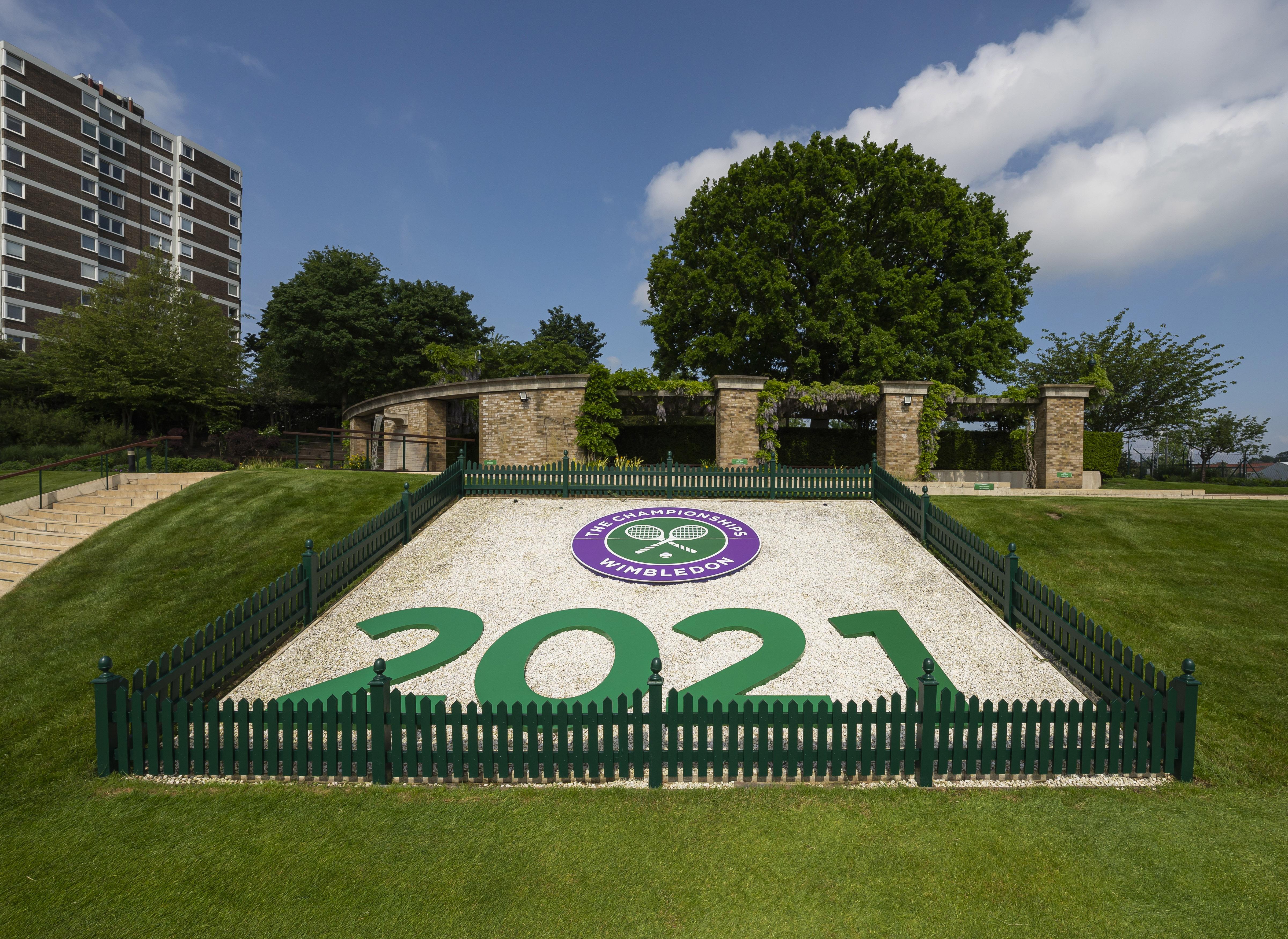 Wimbledon Lawns