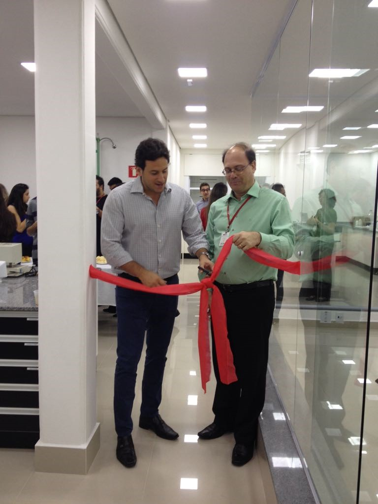 South America Laboratory Opening