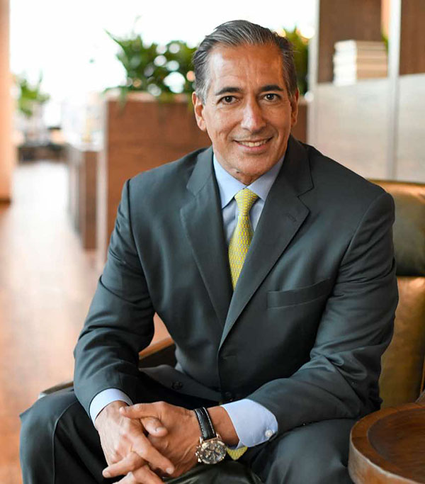 Bahram Akradi, Chairman, CEO and Founder of Life Time