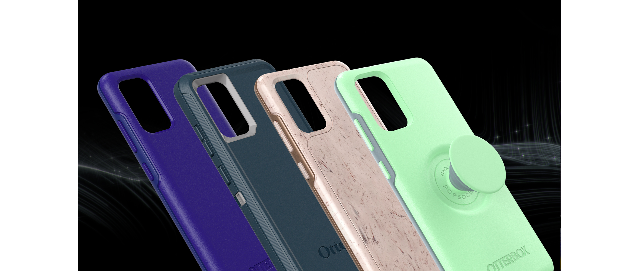 Guard Your Galaxy S20 with New OtterBox Cases
