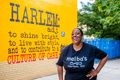 Melba's in Harlem, NY