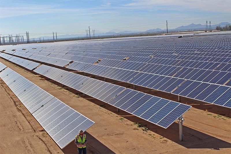 PayPal Solar Panels, Arizona