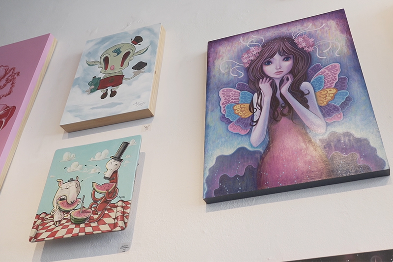 Art Gallery at Rotofugi
