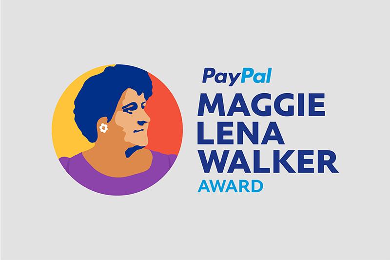 Maggie Lena Walker Award Logo