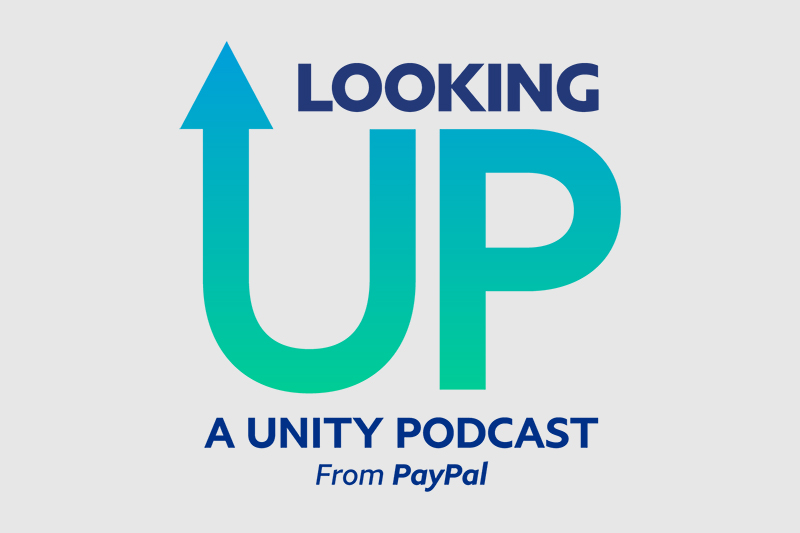 LookingUp Podcast Logo