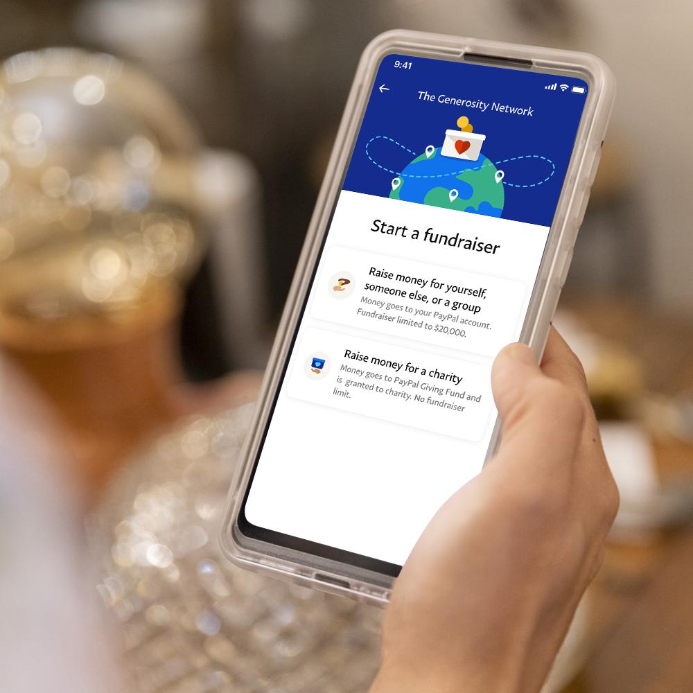 Digital Wallet - Generosity Network