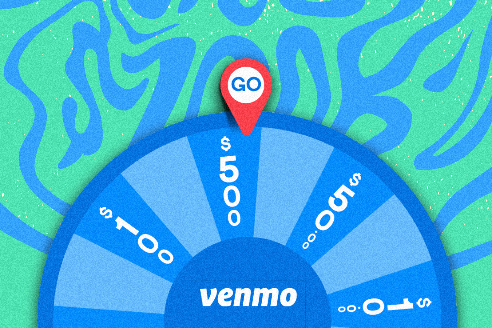 Venmo Spin to Win