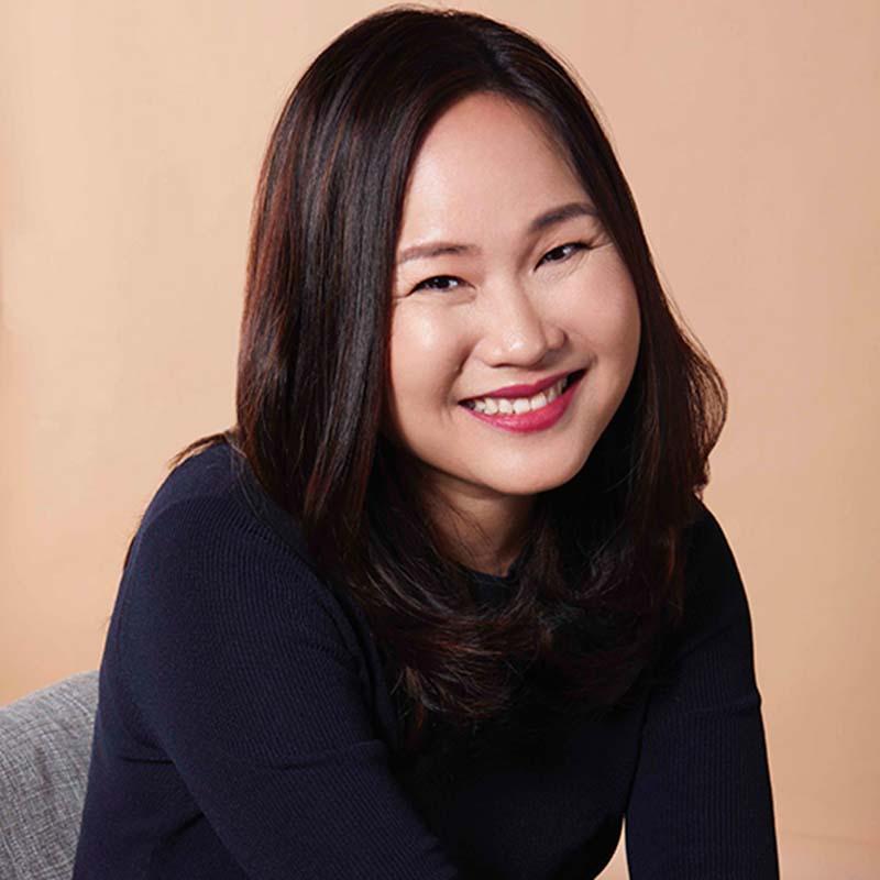 Eden and Elie co-founder Stephanie Choo