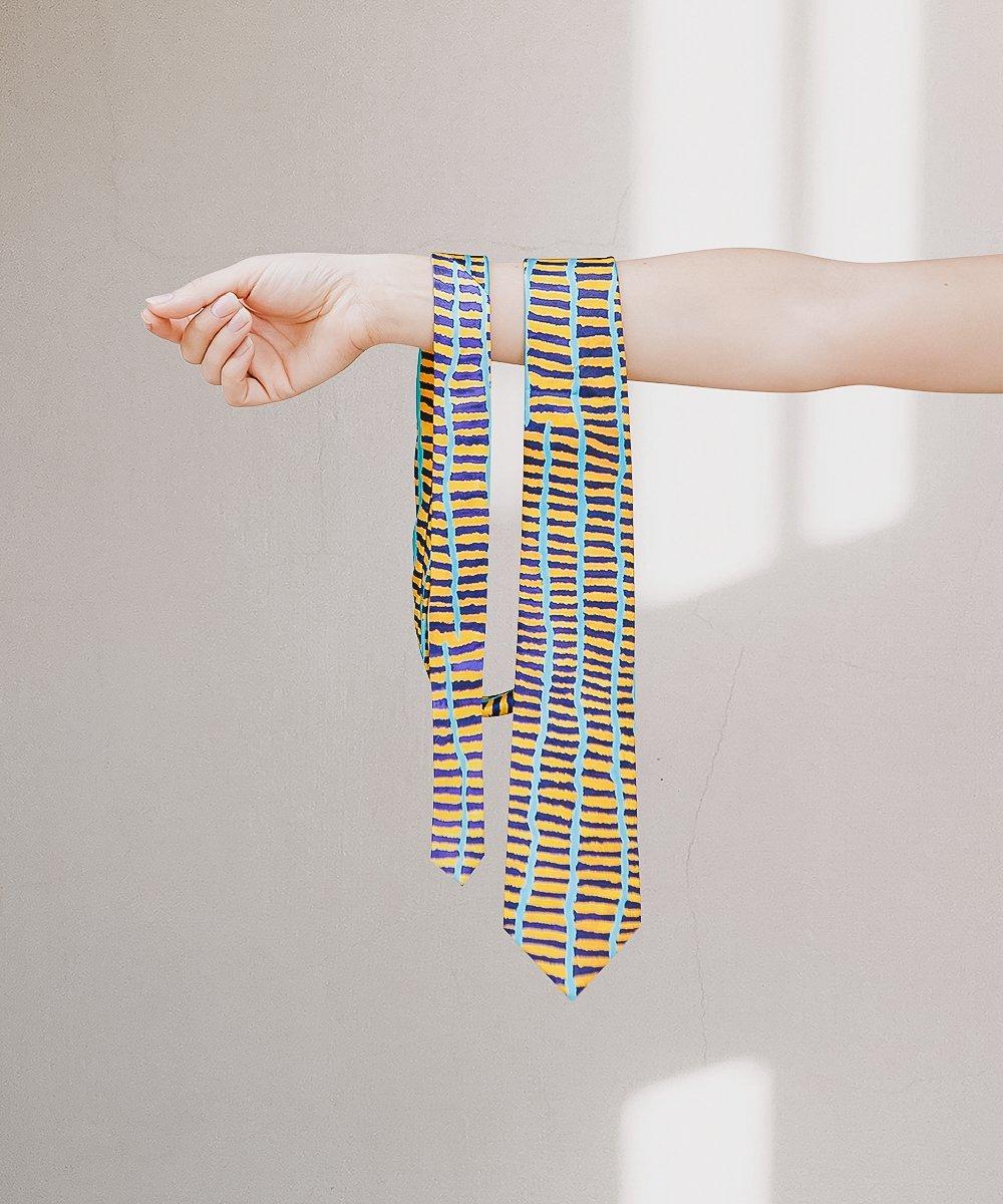 Kulyakartu Ngurra Silk Tie