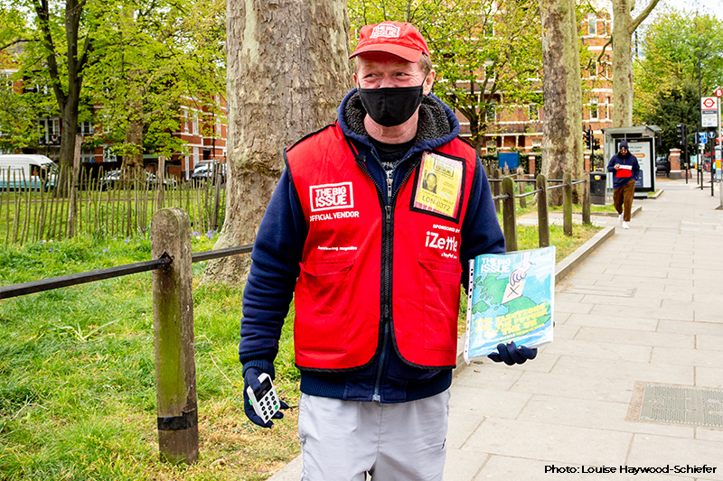 Dave, Big Issue