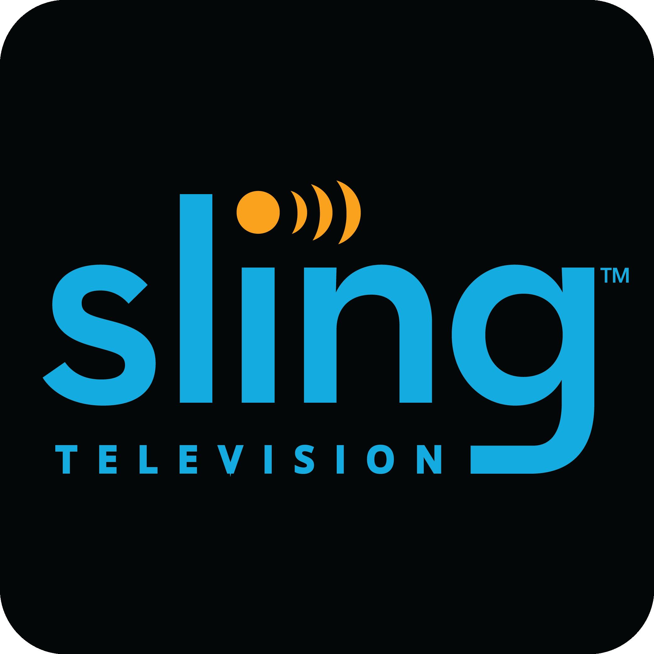 sling tv logos