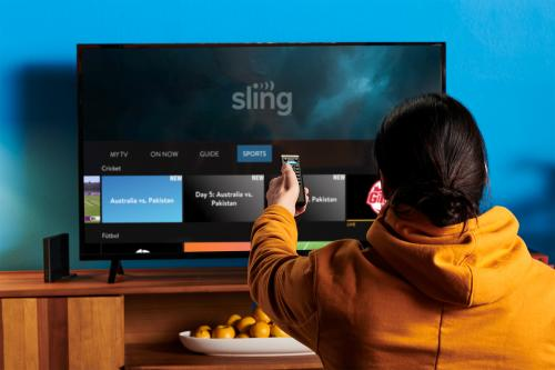 SLING TV - Photos