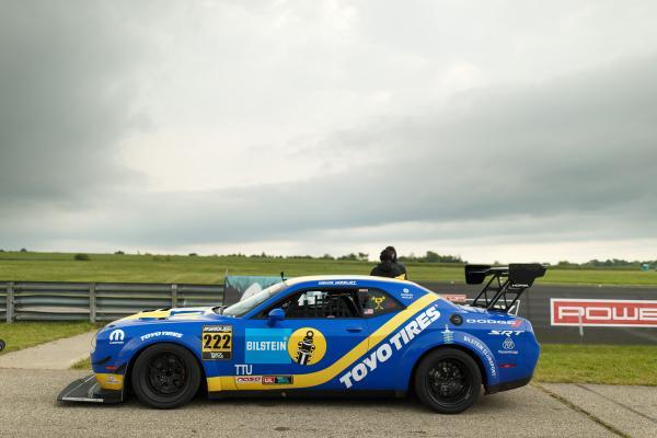 Wesley Motorsports / Toyo Tires Dodge Challenger SRT Redeye