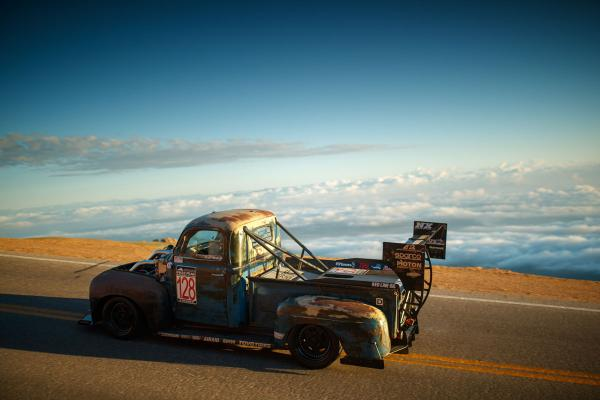 Old Smokey and Toyo Tires at Pikes Peak