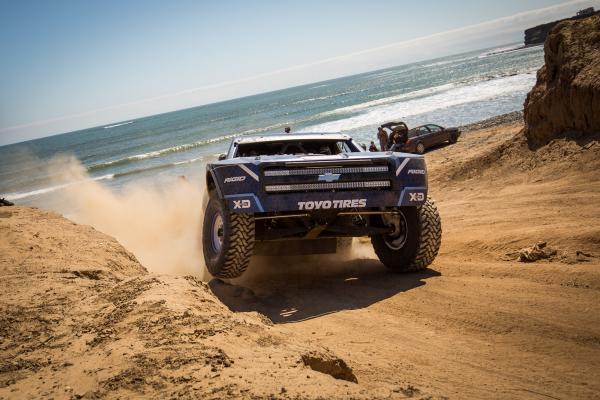Andy McMillin Wins the 2019 SCORE Baja 500
