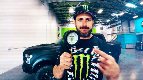 Team Toyo's Ken Block Encourages Properly Maintaining Your Tires