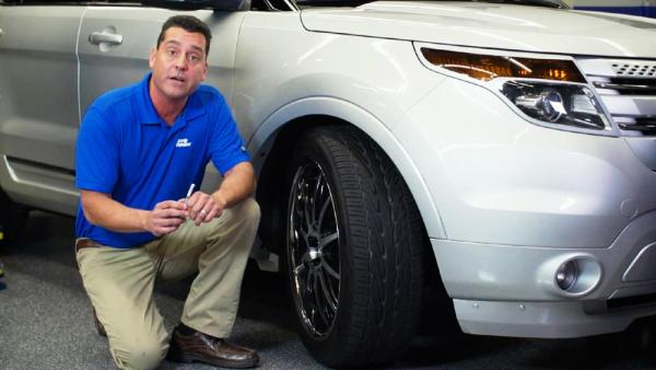 Tire Maintenance and Safety Videos