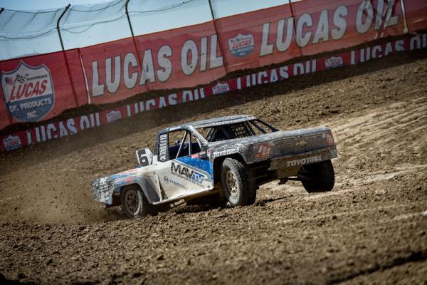 Brandon Arthur Wins Rd. 5 of LOORRS in Utah