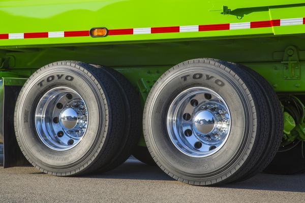 M153™ on Sanitation Truck