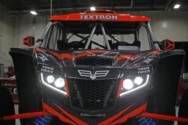 Robby Gordon's 2019 Dakar® Racer