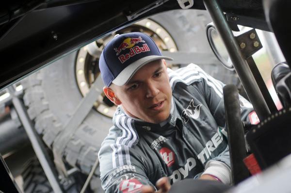 Andy McMillin Wins the 2017 SCORE Baja 500