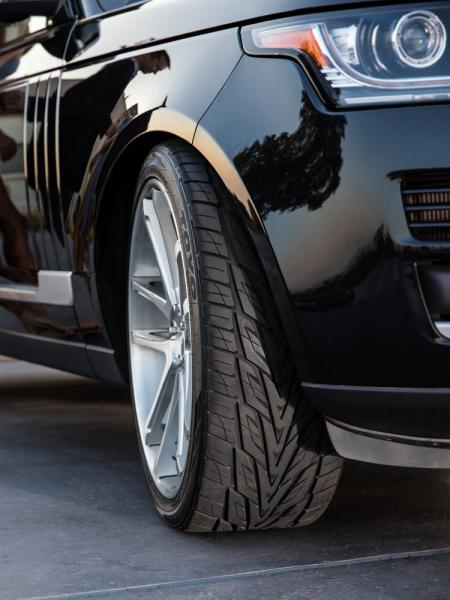 SUV with Toyo® Proxes® S/T III™