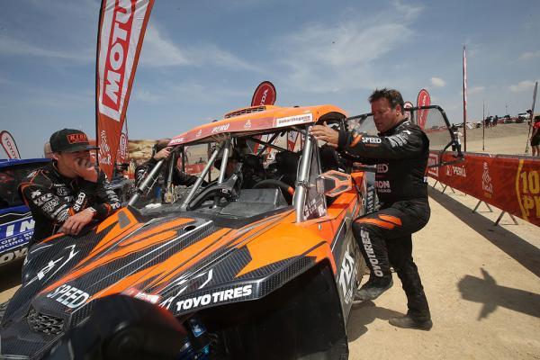Robby Gordon, Third in the OP.1 Class in Dakar® 2019