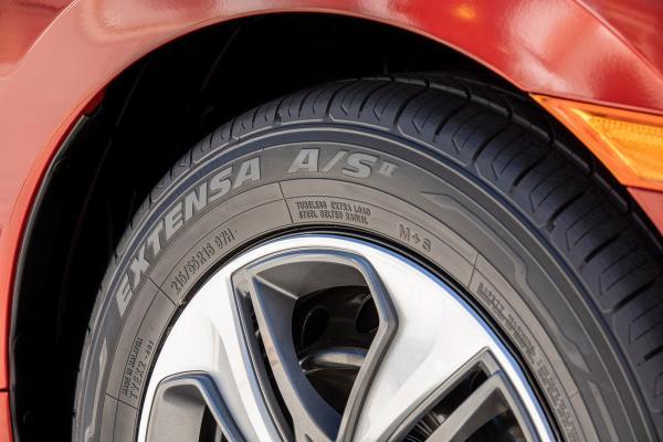 Extensa® A/S II on Car 1