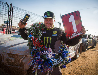 Kyle LeDuc and Toyo Tires Win the 2019 LOORRS Championship