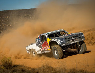 Andy McMillin and Toyo Tires, 2019 Overall SCORE World Desert Champion