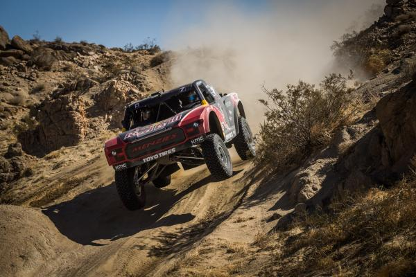 Bryce Menzies Wins the 2nd Annual Toyo Tires Desert Invitational