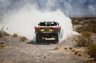 Bryce Menzies and Toyo Tires® Win the 2020 Vegas to Reno Off-Road Race Overall