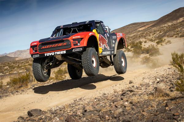 Bryce Menzies Toyo Tires Desert Challenge 1