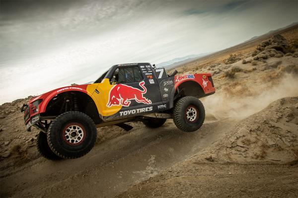 Bryce Menzies Toyo Tires Desert Challenge 5