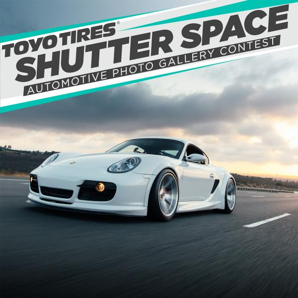 Toyo Tires Shutter Space