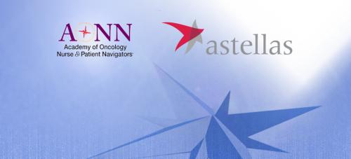 Astellas US LLC and the Academy of Oncology Nurse & Patient Navigators (AONN+) Announce Collaboration