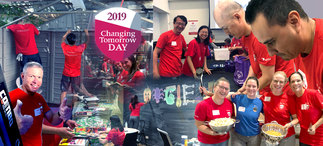 Astellas Celebrates Decade of Service by Volunteering 80,000 Hours to Help Local Communities