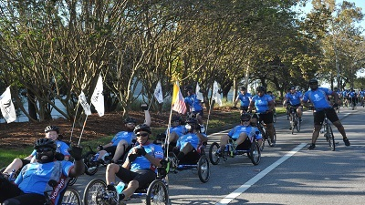 Soldier Ride Jacksonville 2016: The Go Pro Experience