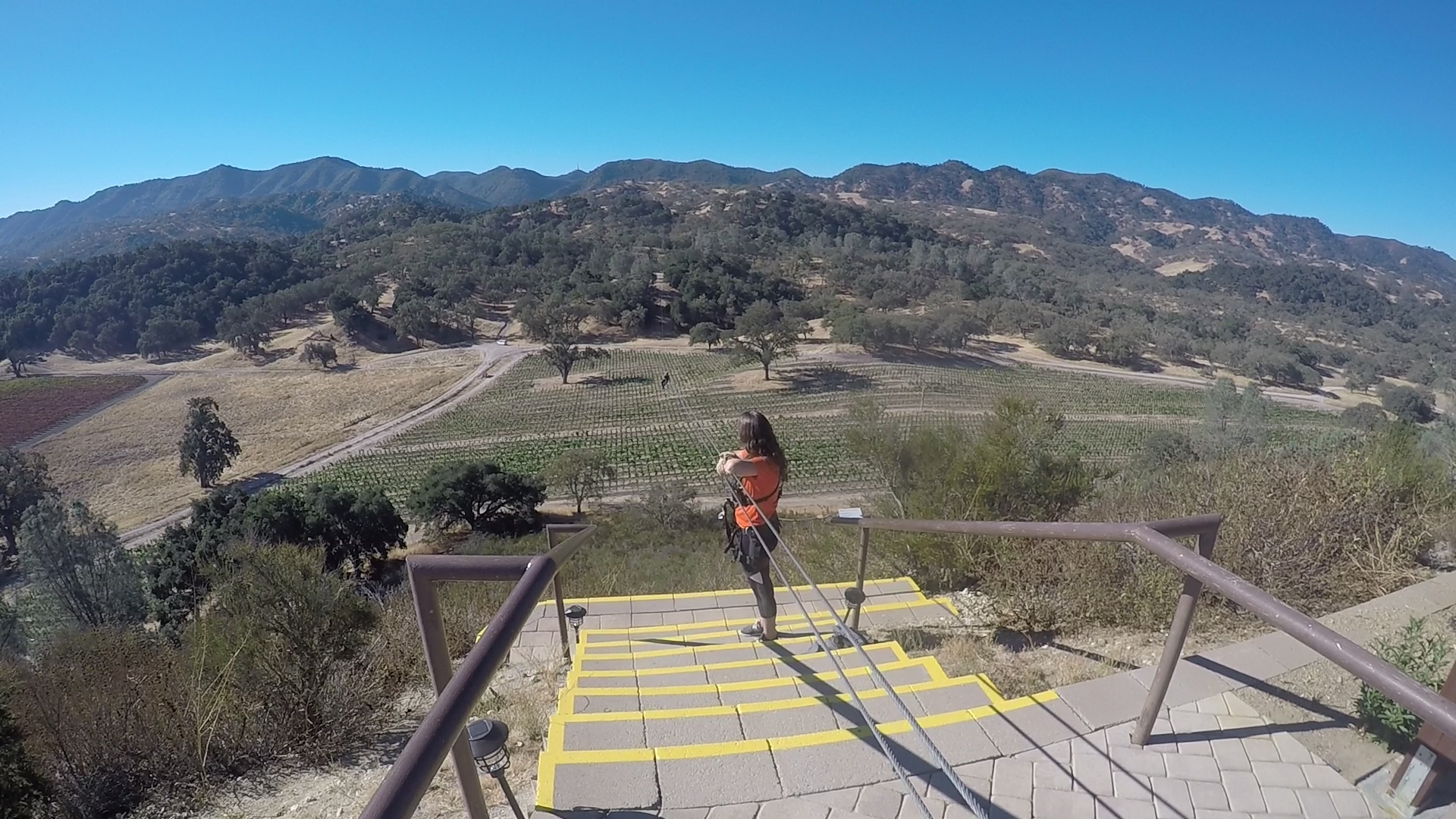 Zip Line: Male Mental Health Workshop: San Luis Obispo, CA