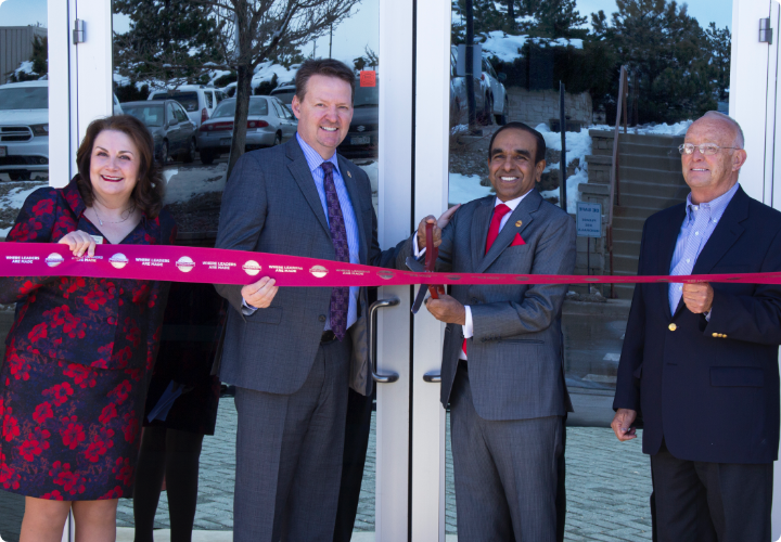 Toastmasters International Opens New World Headquarters in Colorado