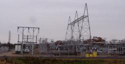 PPL Electric Utilities has completed construction on a new substation in Dauphin County, Pa.